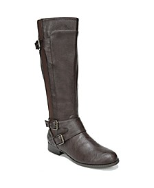 Fallon High Shaft Boots