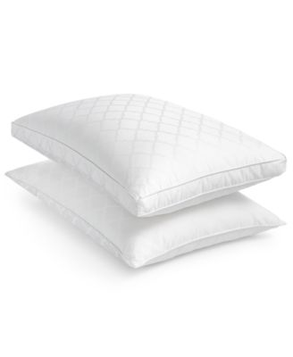 Continuous Comfort LiquiLoft Gel-Like Medium/Firm King Pillow, Created For Macy's