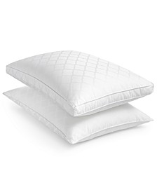 Continuous Comfort LiquiLoft Gel-Like Medium/Firm Density Pillow Collection, Created for Macy's