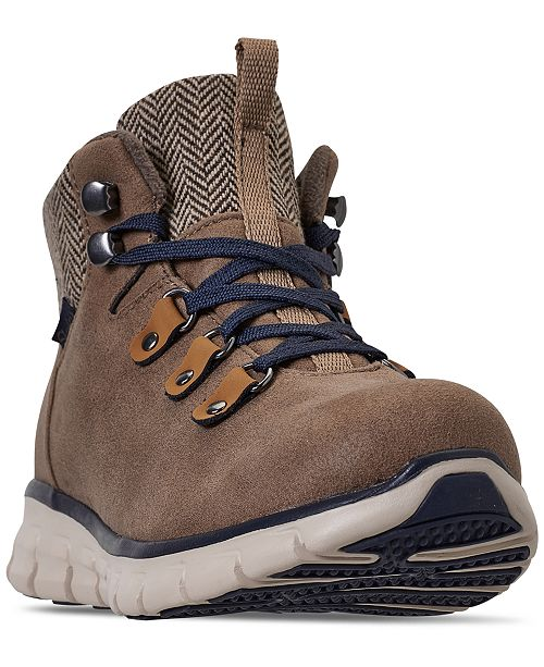 Skechers Women's Synergy Mountain Dreamer Boots from Finish Line