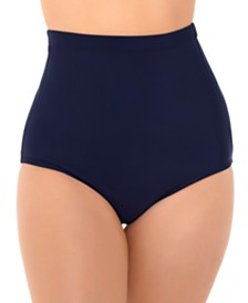 Ultra High-Waist Swim Bottoms