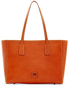 Florentine Vachetta Leather Ashton Tote