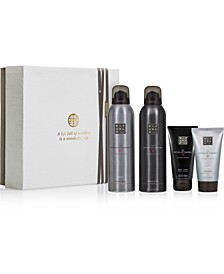 Men's 4-Pc. The Ritual Of Samurai Invigorating Ritual Gift Set