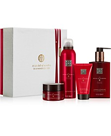 4-Pc. The Ritual Of Ayurveda Rebalancing Ritual Gift Set