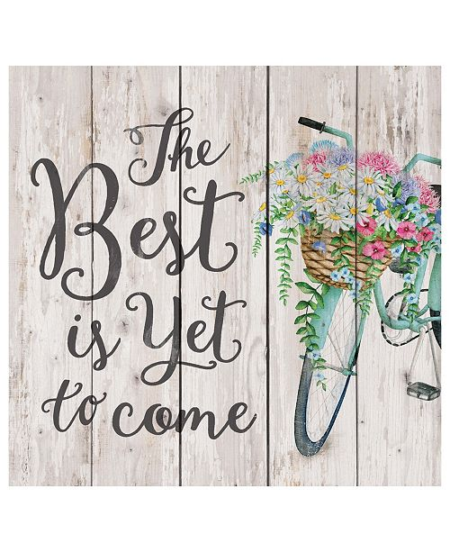 P Graham Dunn The Best Is Yet To Come Wall Art