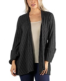 Cozy Bell Sleeve Women Cardigan