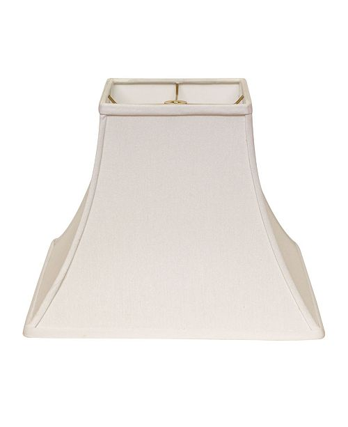 Cloth&Wire Slant Square Bell Hardback Lampshade with Washer Fitter