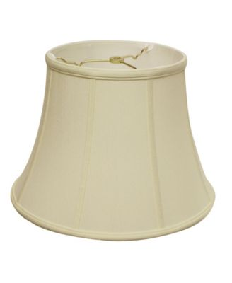 Slant Modified Bell Softback Lampshade with Washer Fitter