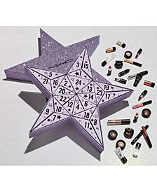 24-Pc. Stars For Days Advent Calendar Set
