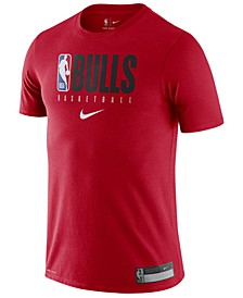 Men's Chicago Bulls Team Practice T-Shirt