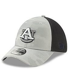 Auburn Tigers Gray Camo Neo 39THIRTY Cap