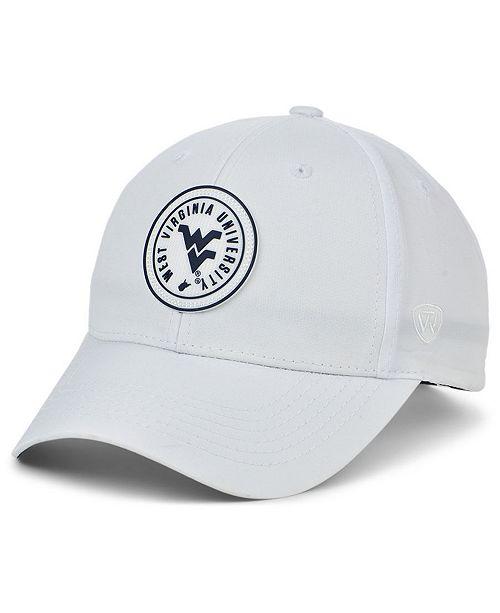 Top of the World West Virginia Mountaineers Versa Snapback Cap