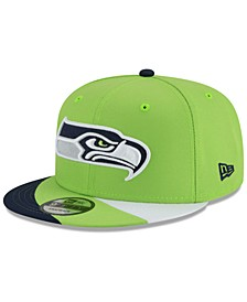 Seattle Seahawks Curve 9FIFTY Cap