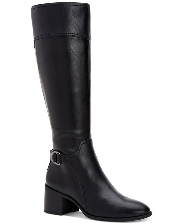 Style & Co Vannie Riding Boots, Created for Macy's