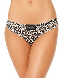 Women's Animal-Print Bikini Underwear QF5674