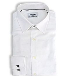Paisley Jacquard Dress Shirt