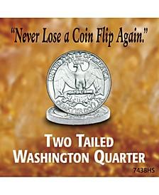 Washington Quarter Two Sides Tails