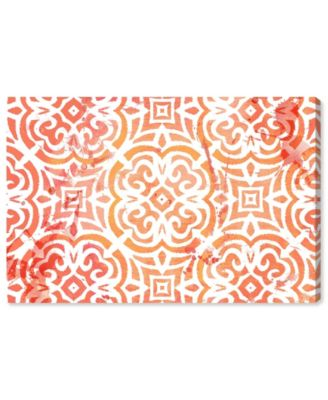Peachy Afternoon Canvas Art, 45