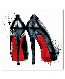 Red Pumps Canvas Art Collection