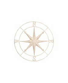 41 Inch Decorative Wall Compass