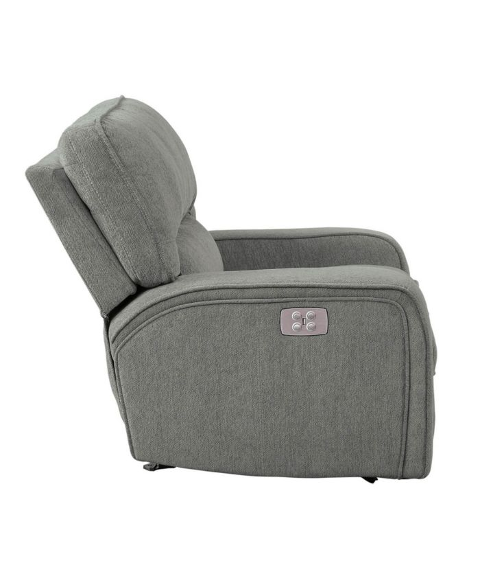 Furniture Elevated Power Recliner & Reviews - Recliners - Furniture - Macy's