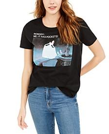 Juniors' Cinderella Meme Graphic T-Shirt