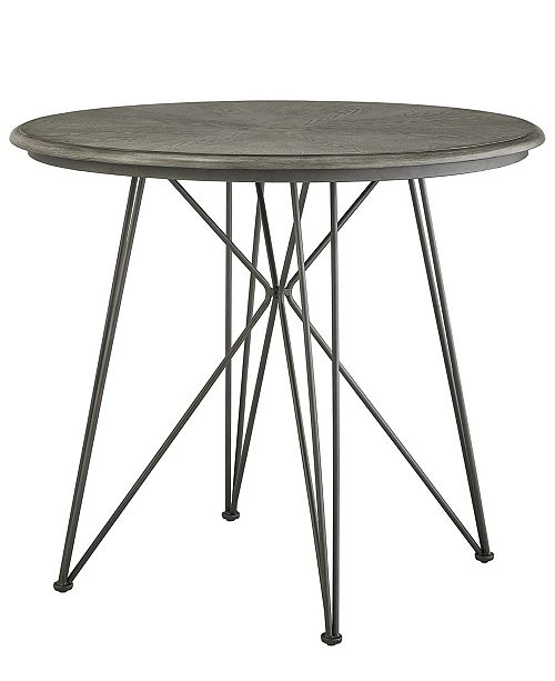 "iNSPIRE Q Mabel 42"" Round Counter Height Table"