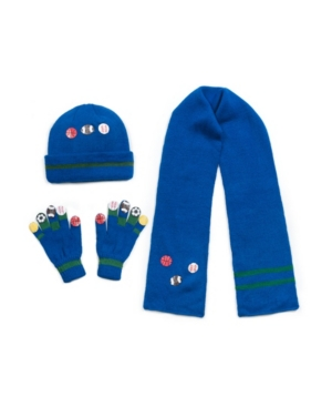 Kidorable Big Boy Sport Knitwear Set