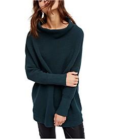 Ottoman Ribbed Tunic Sweater