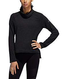 adidas Women's Designed2Train ClimaLite® Turtleneck Top