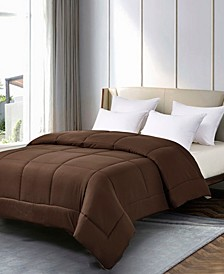 Reversible Down Alternative Full/Queen Comforter