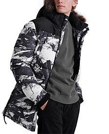 Men's Explorer Faux Fur Parka