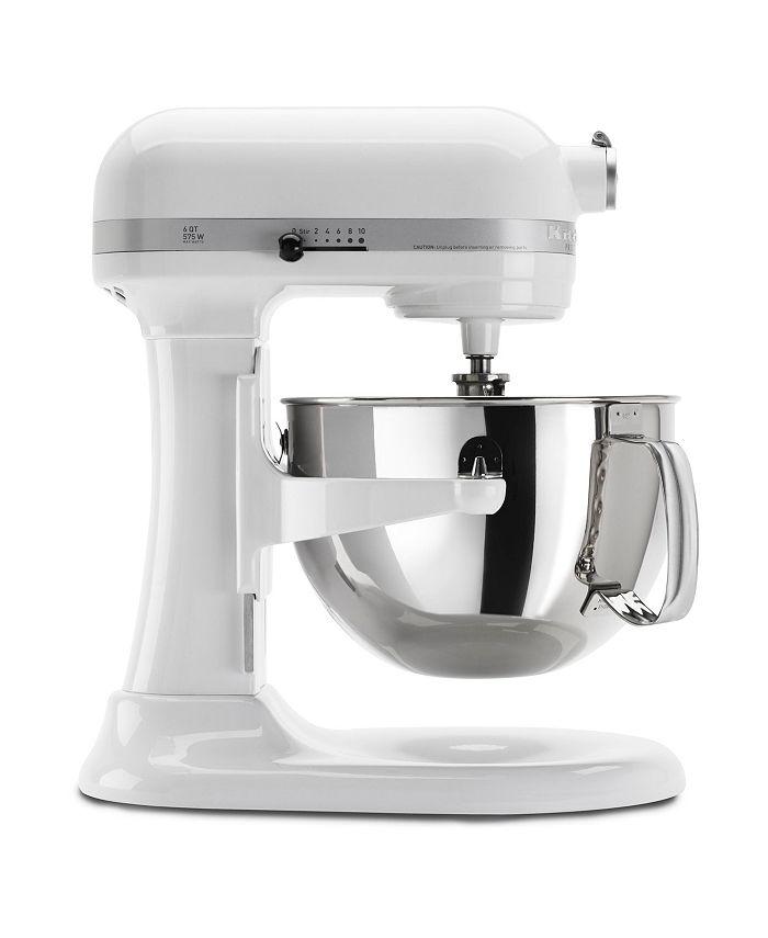 KitchenAid - ® Pro 600™ Series 6 Quart Bowl-Lift Stand Mixer
