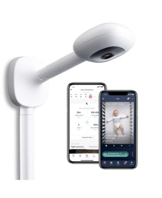 Plus Smart Baby Monitor and Wall Mount