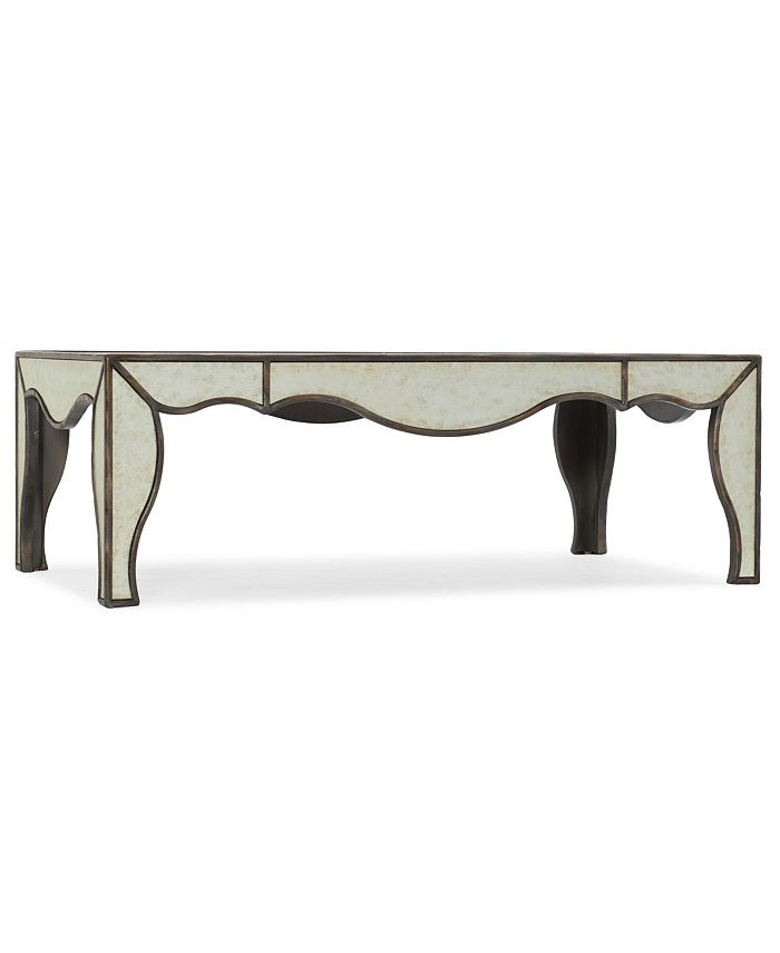 Hooker Furniture - Arabella Mirrored Cocktail Table