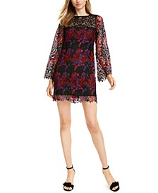Lace Shift Dress, Created For Macy's