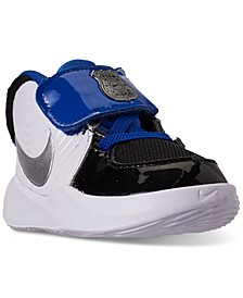 Toddler Boys Team Hustle D 9 Auto Stay-Put Closure Casual Athletic Sneakers from Finish Line