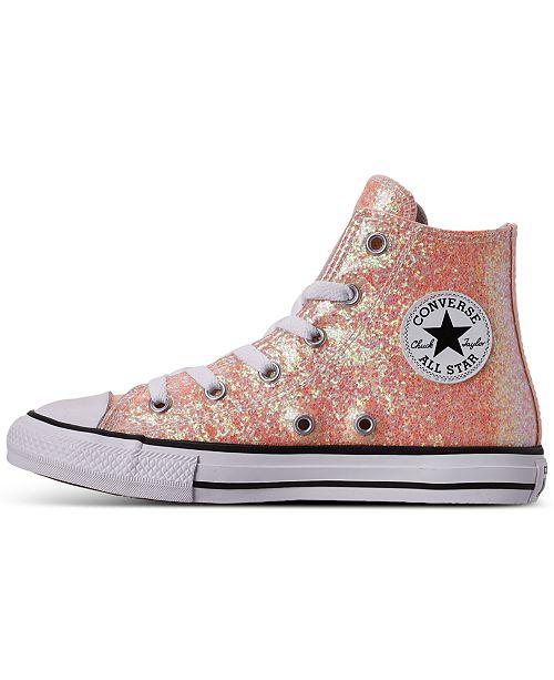 all star converse basse glitter