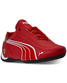 Men's Scuderia Ferrari Future Kart Cat Casual Sneakers from Finish Line