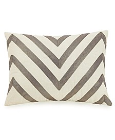 "Chevron 12"" x 16"" Decorative Pillow"