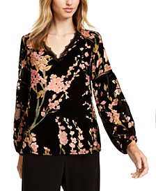 Rosa Printed Blouse