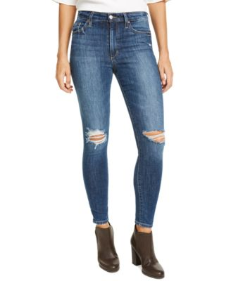 Joes Jeans Womens Charlie Ankle in Silver