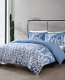 Branches Twin Comforter Set