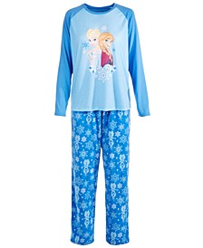 Women's 2-Pc. Frozen Pajama Set