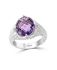 EFFY® Amethyst (4-5/8 ct. t.w.) Ring in Sterling Silver