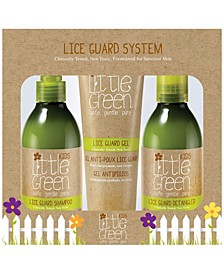 Little Green Lice Guard System Set of 3, 20 oz