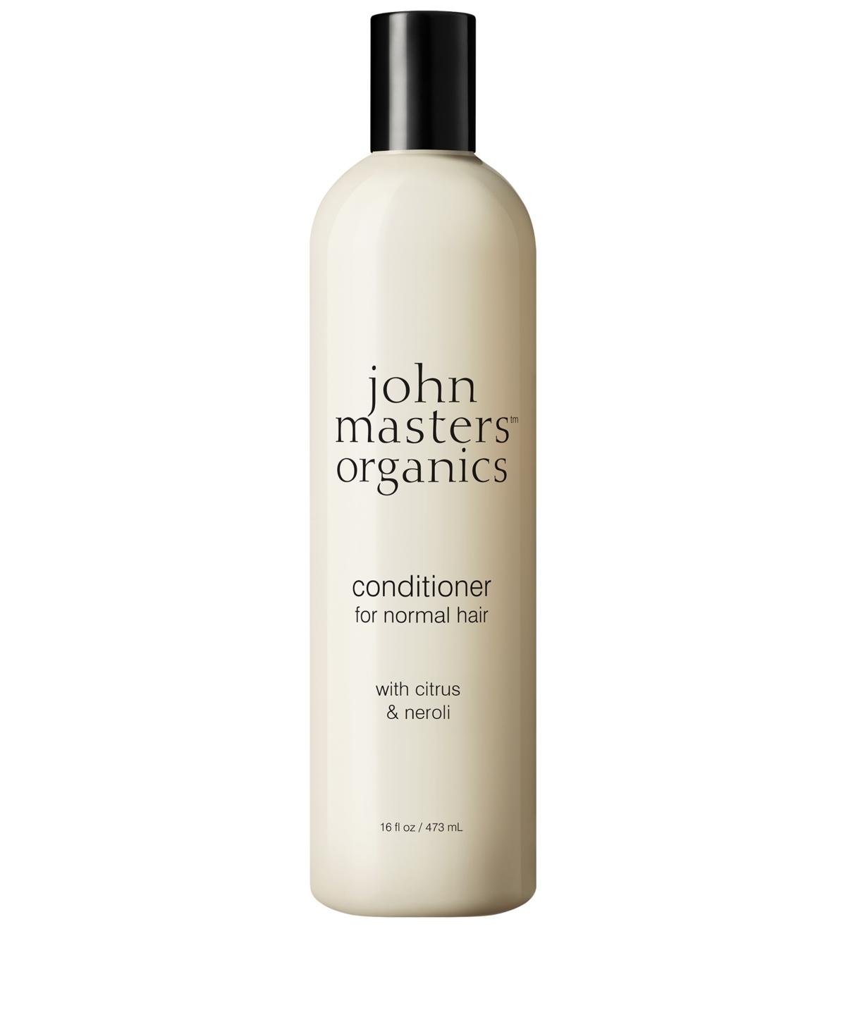 John Masters Organics Conditioner for Normal Hair with Citrus Neroli- 16 fl. oz.