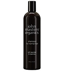 Shampoo for Normal Hair with Lavender Rosemary- 16 fl. oz.