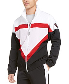 Men's Sporty Windbreaker