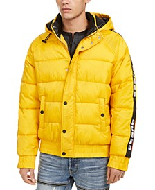 Men's New Wave Sport Puffer Jacket
